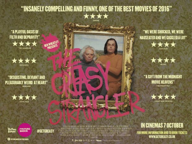 So Greasy it's Smooth: Jim Hosking's Absurdist Shock Comedy Horror, The Greasy Strangler
