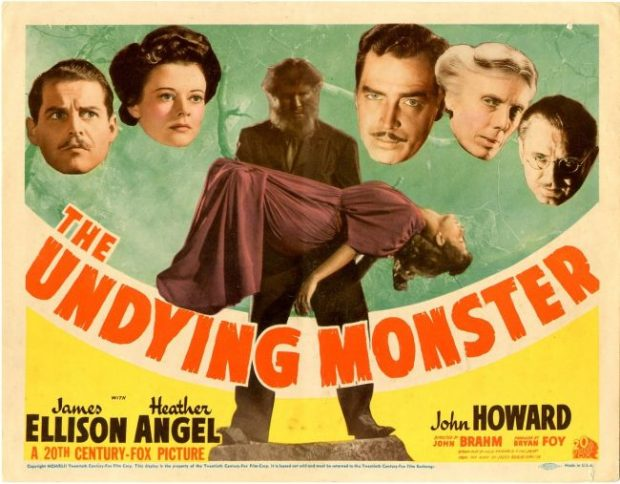 the-undying-monster-poster