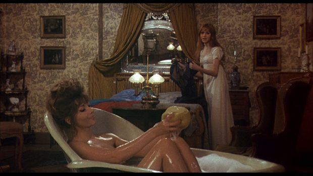 Ingrid pitt and madeline smith the vampire lovers 02 - 2 part 10