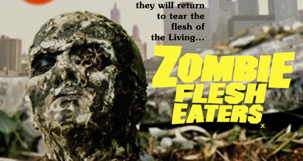 Italian Zombie Cinema, part one: Spaghetti, Entrails and Brains
