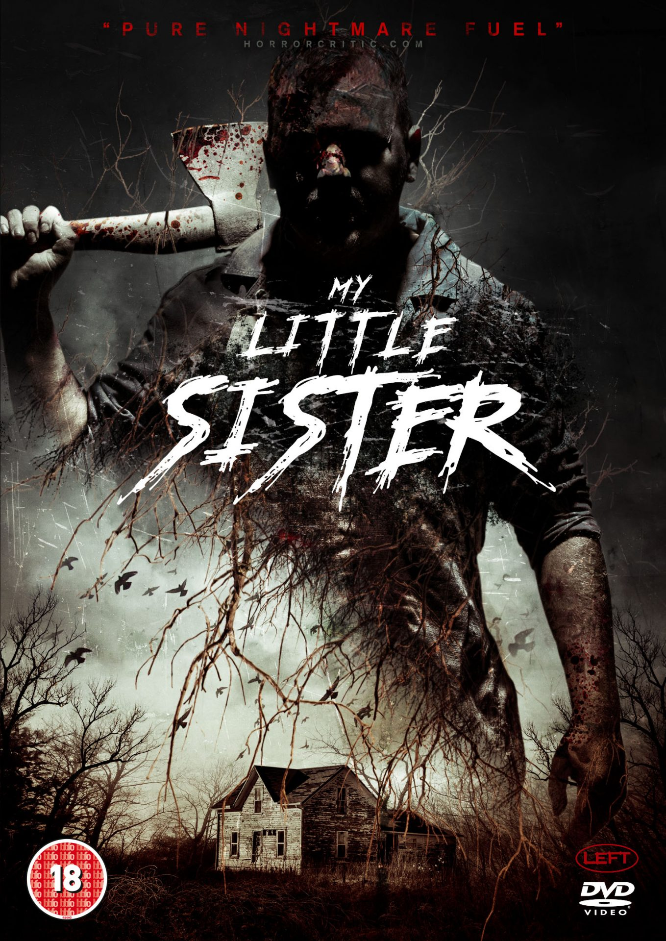 Slashing, Siblings, and Survivalism: My Little Sister (2016)