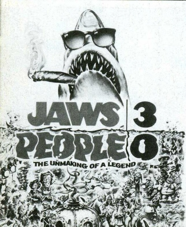 The Jaws That Never Was: Jaws 3, People 0