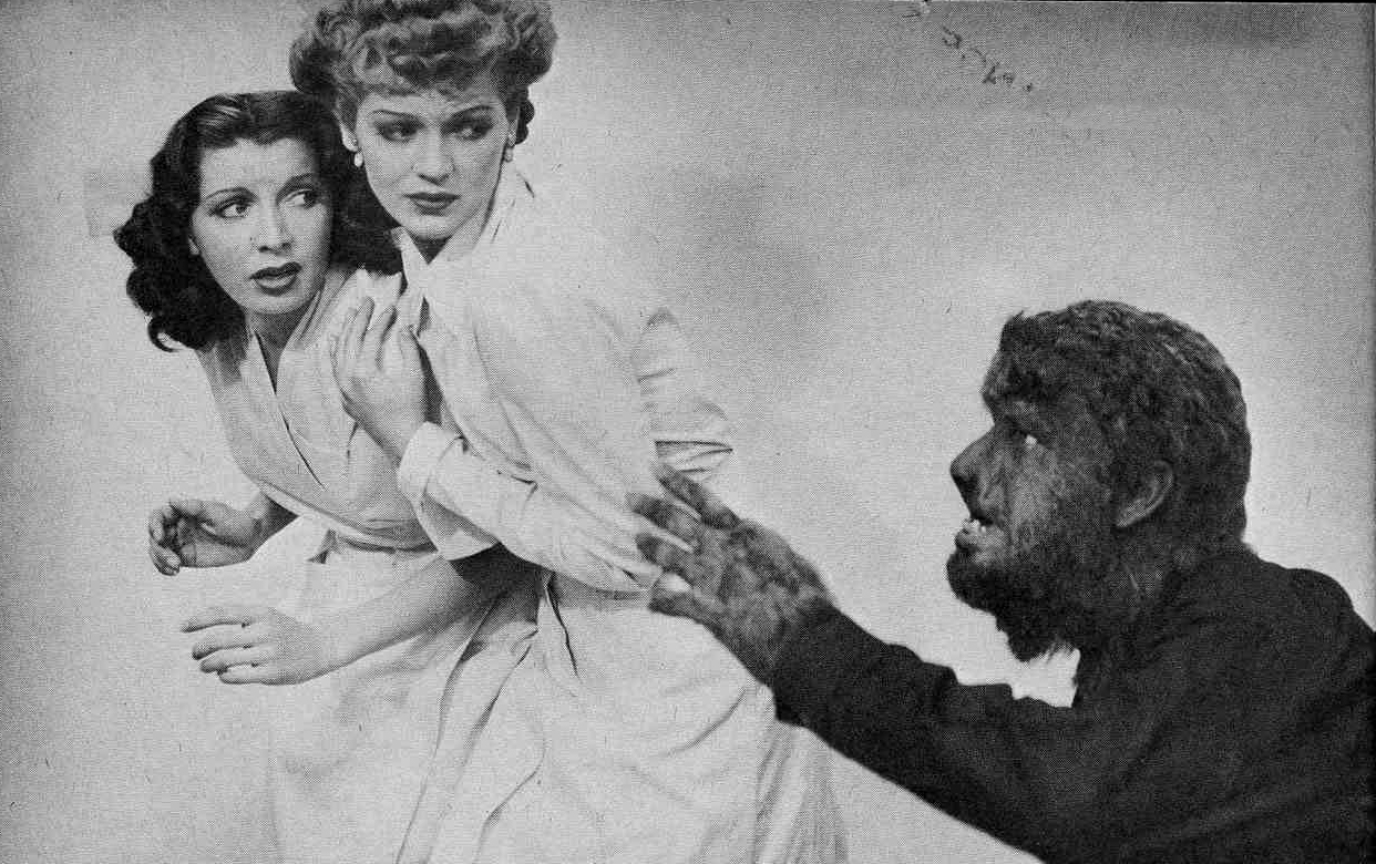 Howling at Home: Monster Mash-Ups in House of Frankenstein (1944) and House of Dracula (1945)