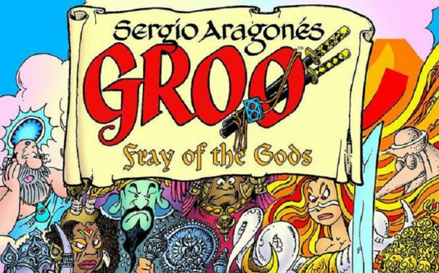 Comic Review: Groo: Fray of the Gods TPB
