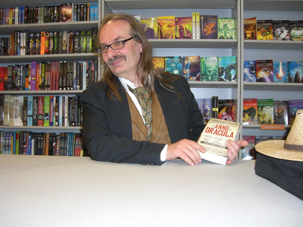 Strange Things, Which I Dare Not Confess: Kim Newman on the Anno Dracula Comic