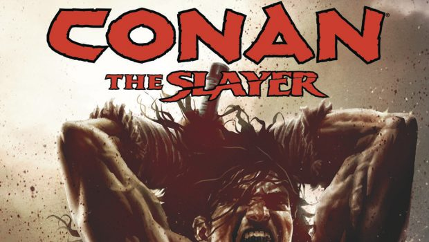 The Barbarian Returns: Conan The Slayer: Blood In His Wake Volume One