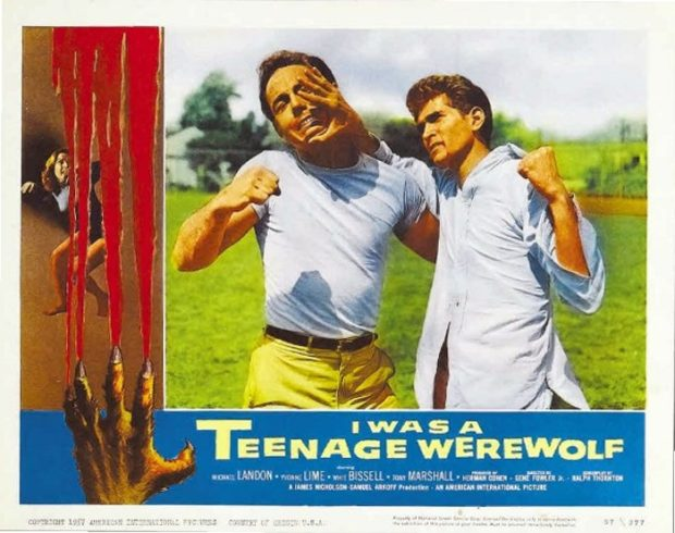 I Was A Fifties Werewolf: American juvenile delinquency ...