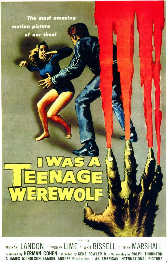 I Was A Fifties Werewolf: American juvenile delinquency, the Latino experience and lycanthropy Disney style during werewolf cinema of the 1950s