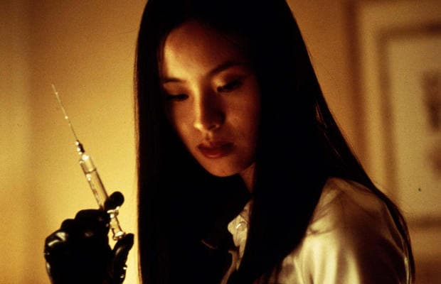 """Thine Eye Offend Thee:"" Hobbling the Male Gaze in Takashi Miike's Audition (1999)"