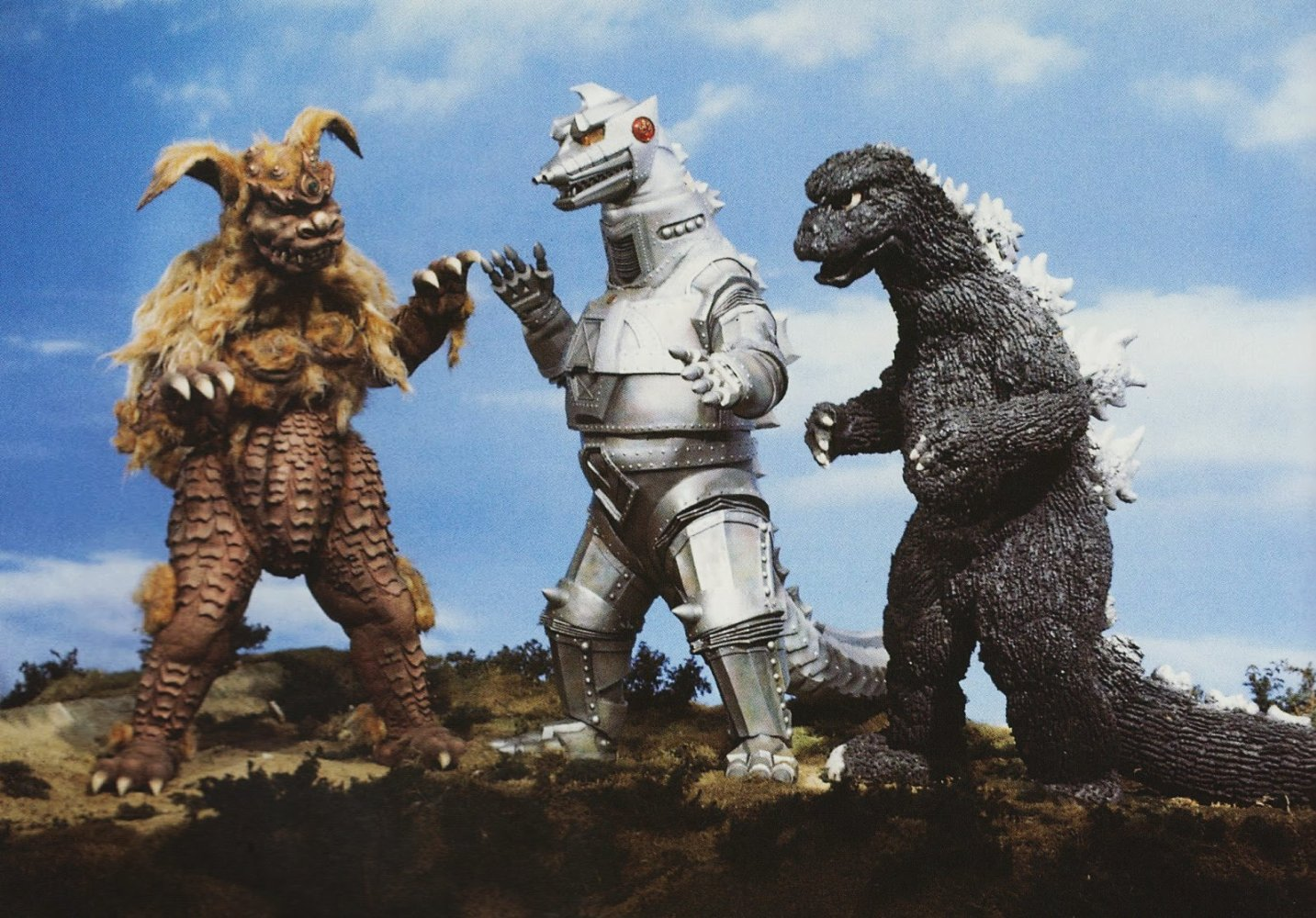 Cosmic Monsters: A Love Letter to Godzilla, Mechagodzilla, and King Caesar