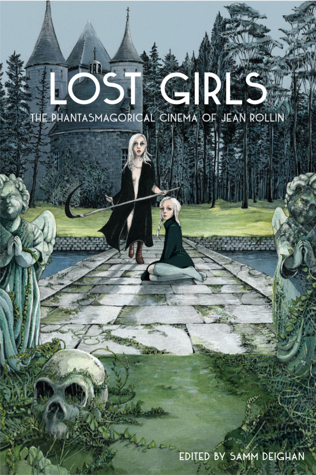 Lost Girls: An Exclusive Look at the Upcoming Jean Rollin Book & New Perk Announcement