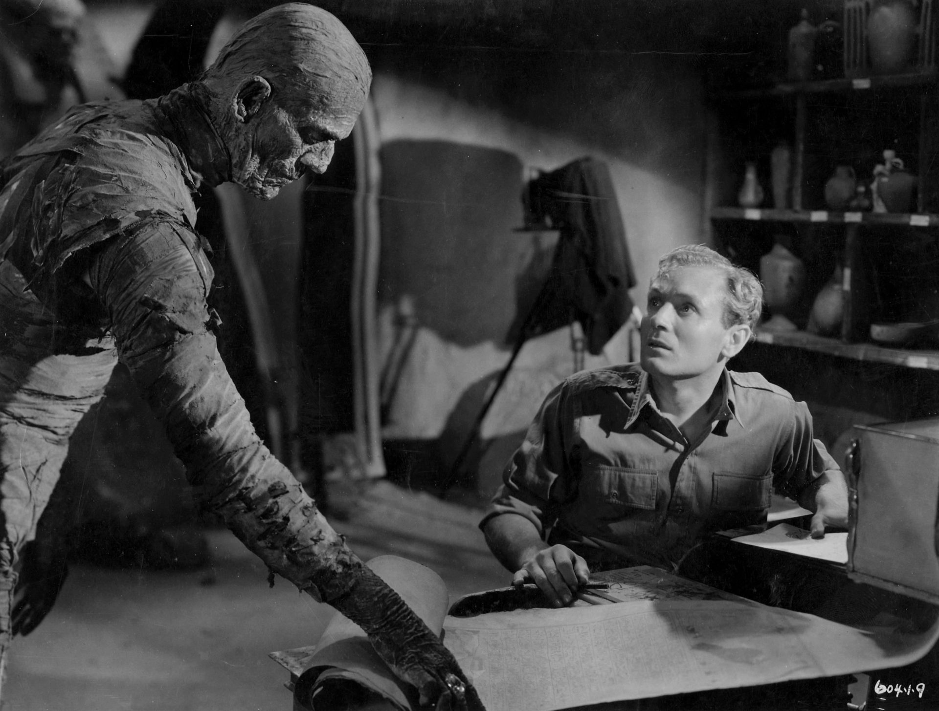Gods & Monsters: The Mummy (1932)