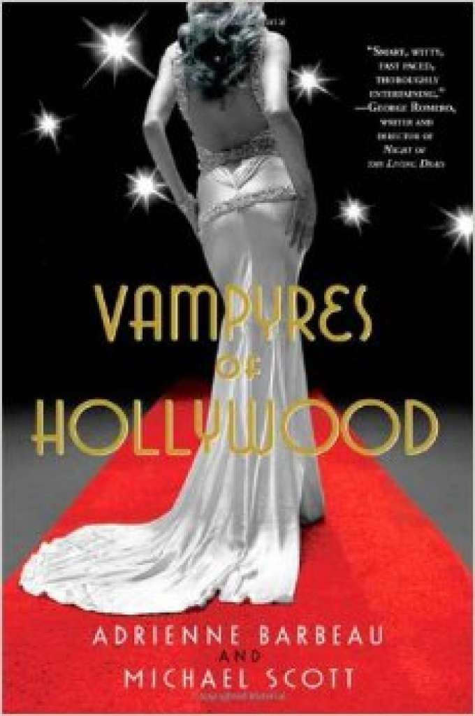 A Retro Read: Vampyres of Hollywood (2008)