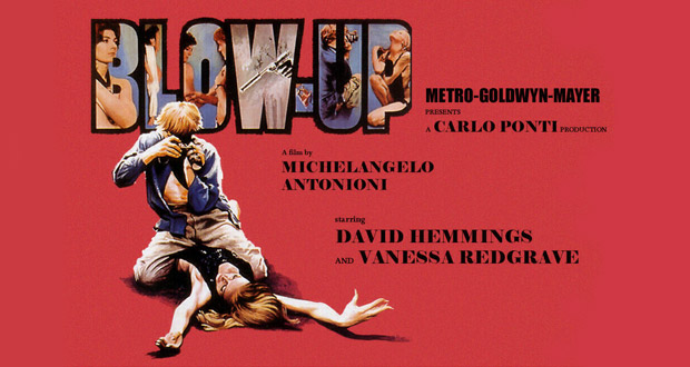 Episode 2: Michelangelo Antonioni's Blow-Up (1966)