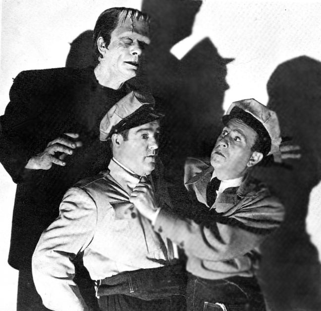 Gods and Monsters: Abbott and Costello Meet Frankenstein (1948)