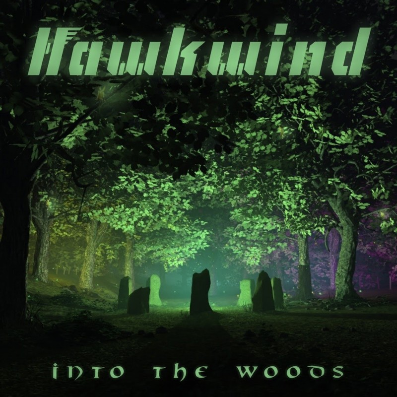 Hawkwind Lead Us Into the Woods for a Psychedelic, Science Fiction Fairytale