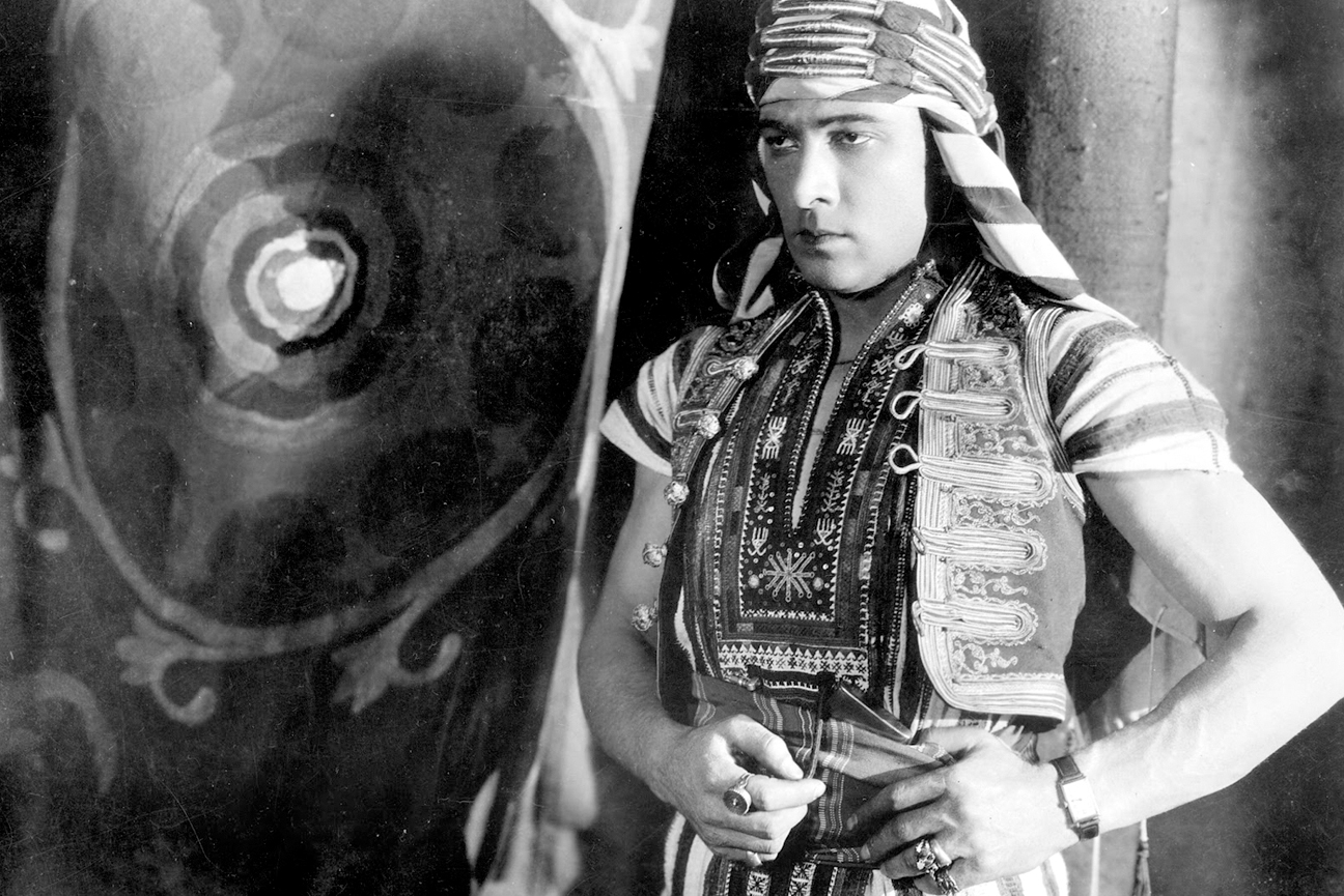 Barbarous Desire: The Sheik (1921) and The Son of the Sheik (1926)