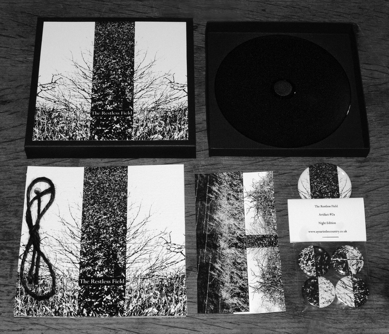 """Aural Histories- """"A Year In The Country: The Restless Field"""" (album review)"""