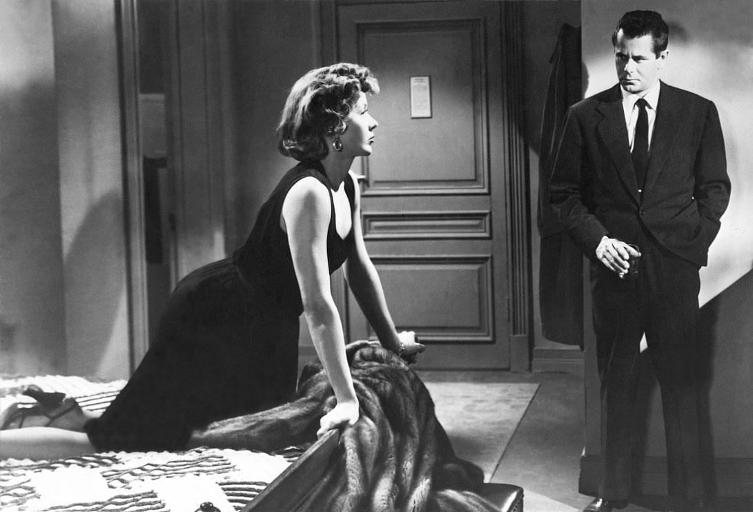 As Romantic As Handcuffs: Repressed Desire in Fritz Lang's The Big Heat