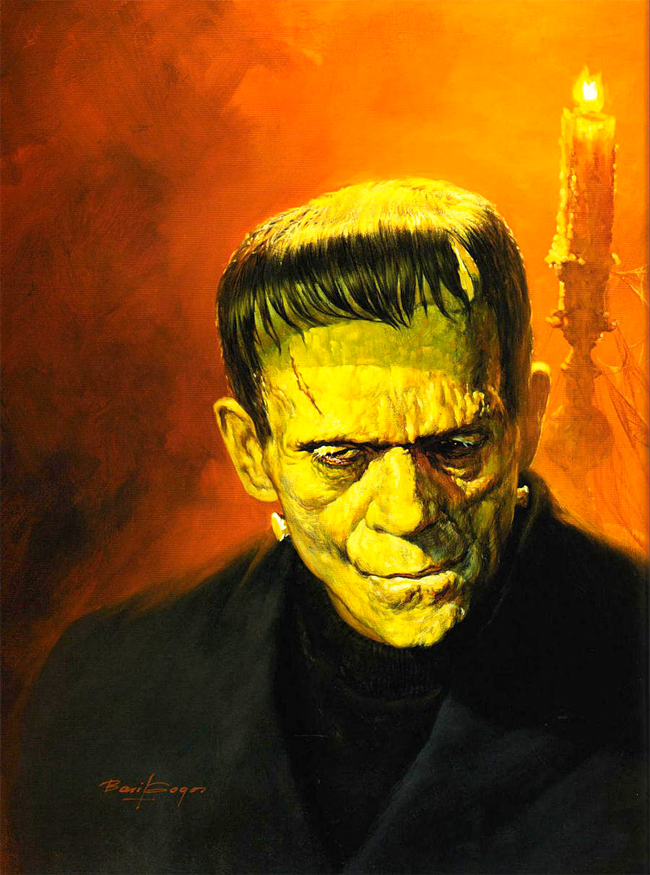 A Tribute to Basil Gogos: King of the Monster Kids