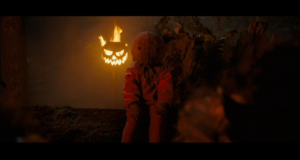 Trick r Treat Sam watches