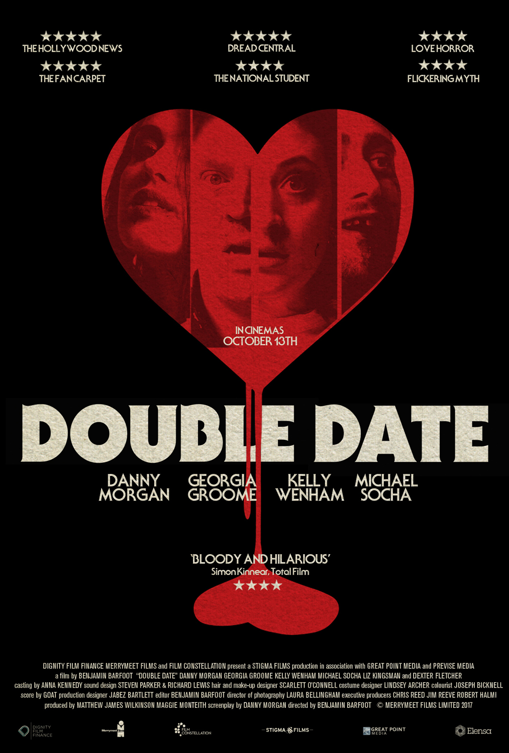 When the Night Doesn't Go as Desired: Double Date (2017)