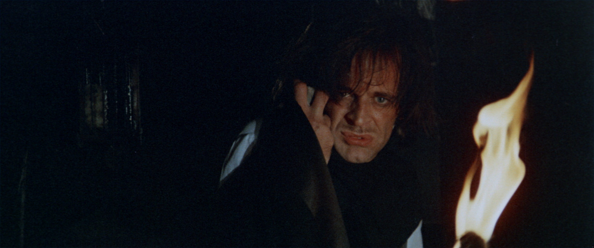 """Kinski haunts """"Web of the Spider"""" (1971) [blu-ray review]"""