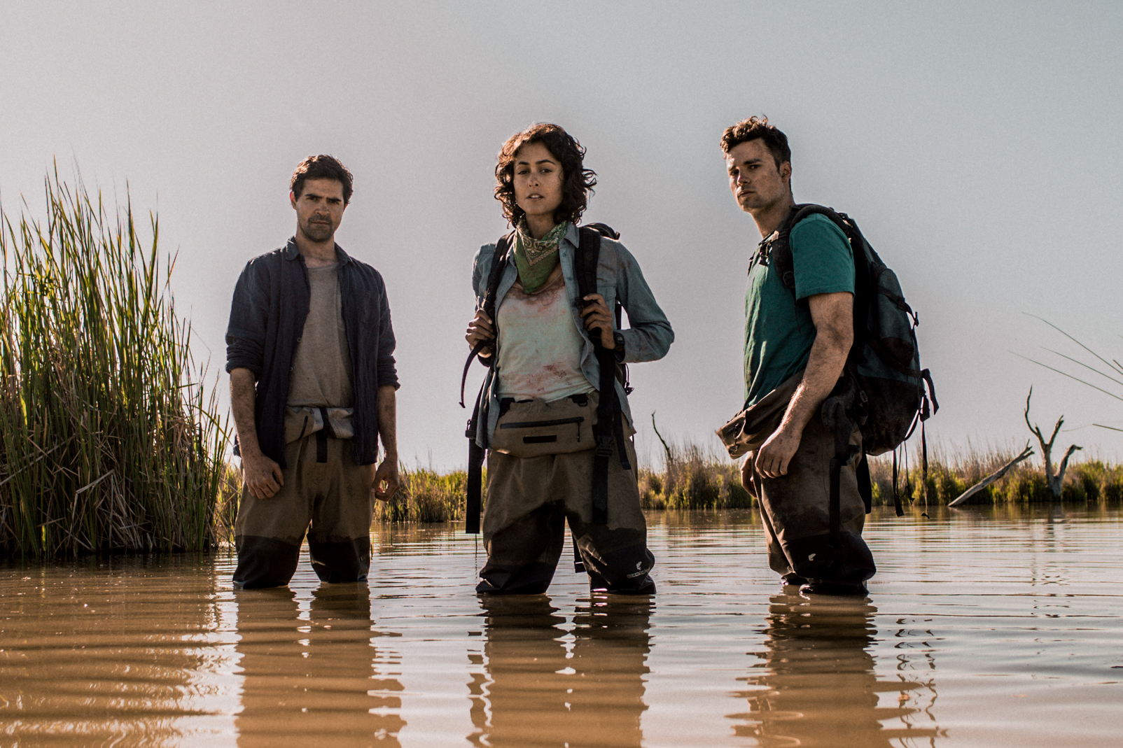A Night of Horror Film Festival: Terror Stalks Australian Wetlands in Supernatural Slasher Film The Marshes (2017)