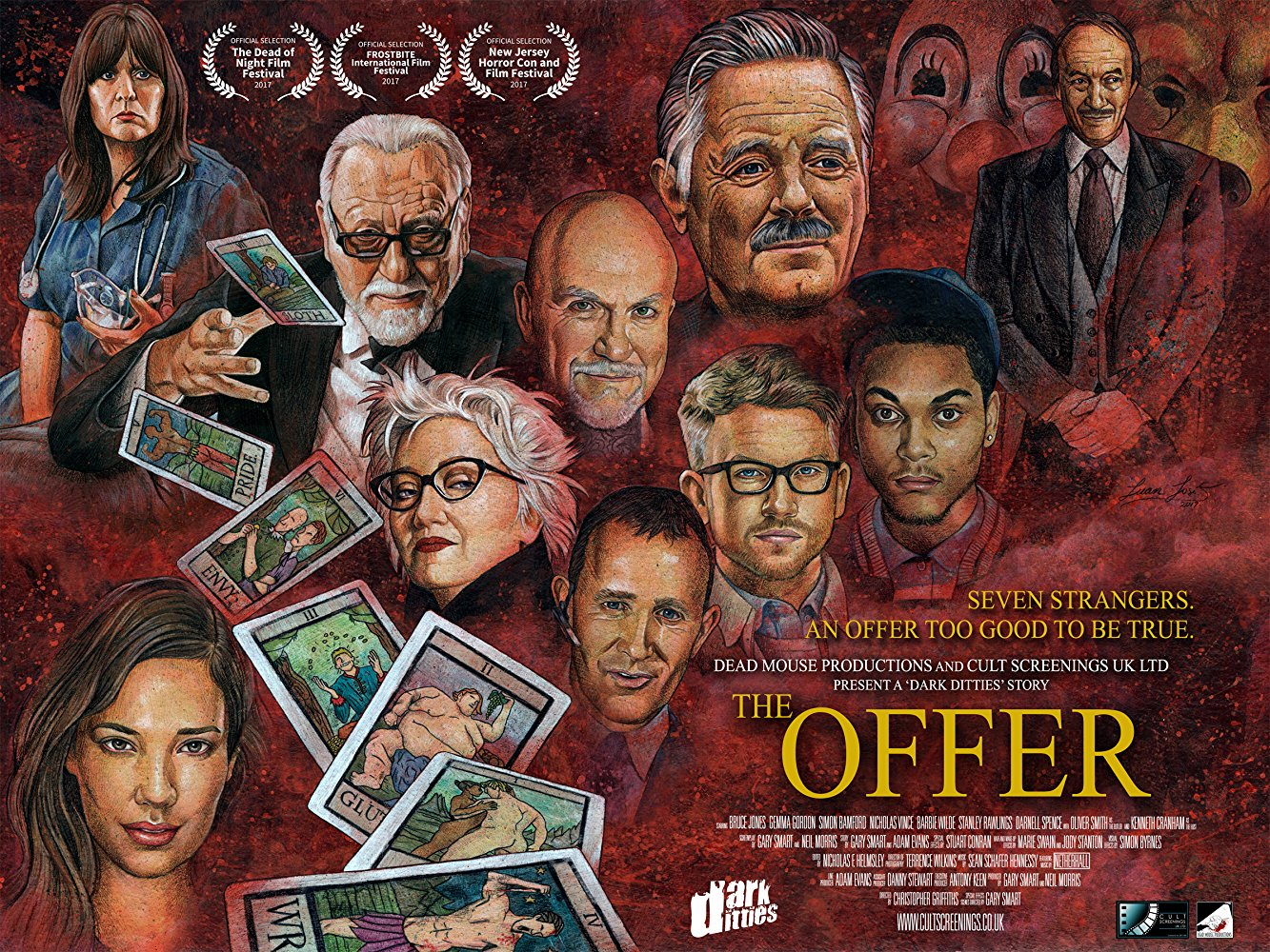 Review: Dark Ditties Presents 'The Offer' (2017)