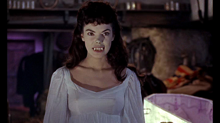 Gods & Monsters: The Brides of Dracula  (1961):  A Study in Costume Design