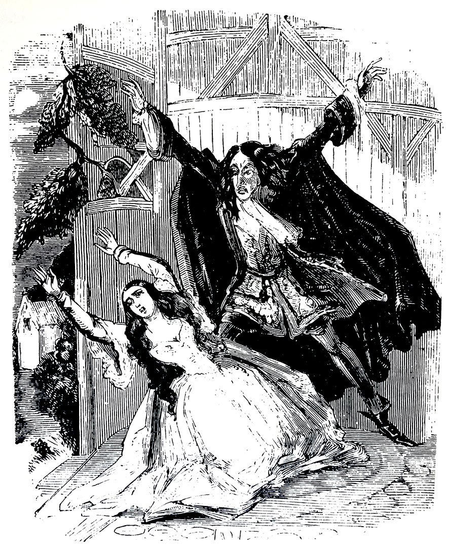 Victorian Penny Gaffs: Crime, Horror, and Murder