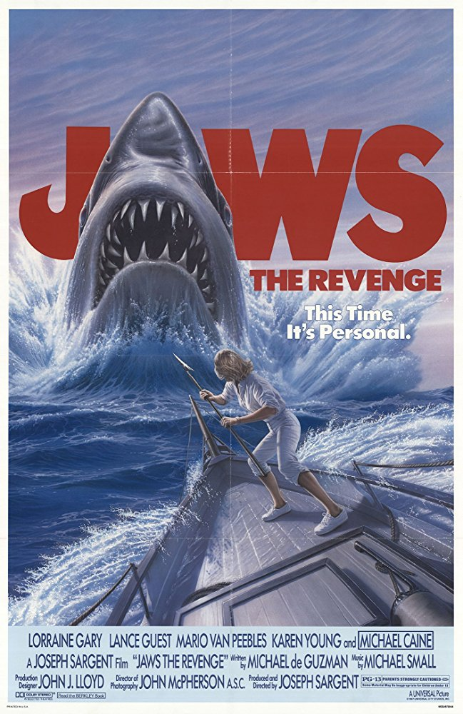 Sequels from Hell: Jaws: The Revenge (1987) or How I Learned to Stop Worrying and Accept the Fact that Self-Drying Shirts Exist