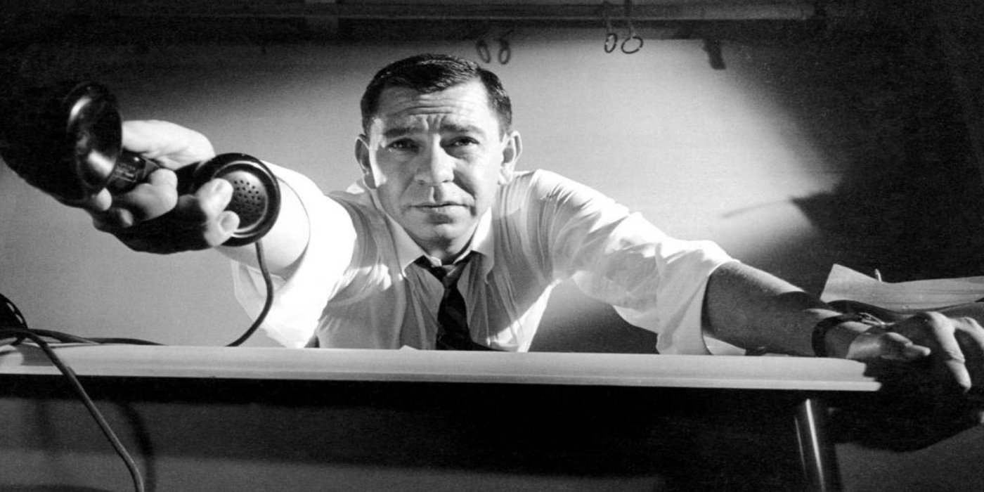 Jack Webb: The Lost Visionary and the Birth of the Television Police Drama with 'Dragnet'