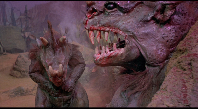 Review: 'At the Earth's Core' (1976)