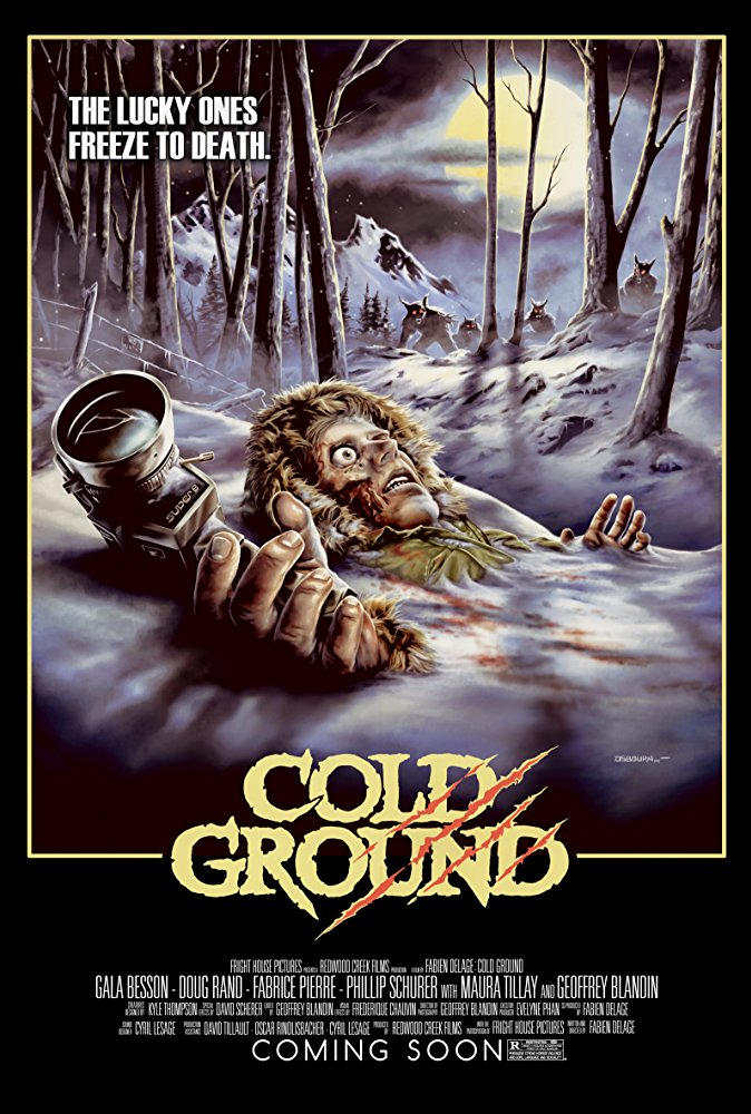 Documentary Filmmakers and Scientists Uncover Freezing Frights in Cold Ground (2017)