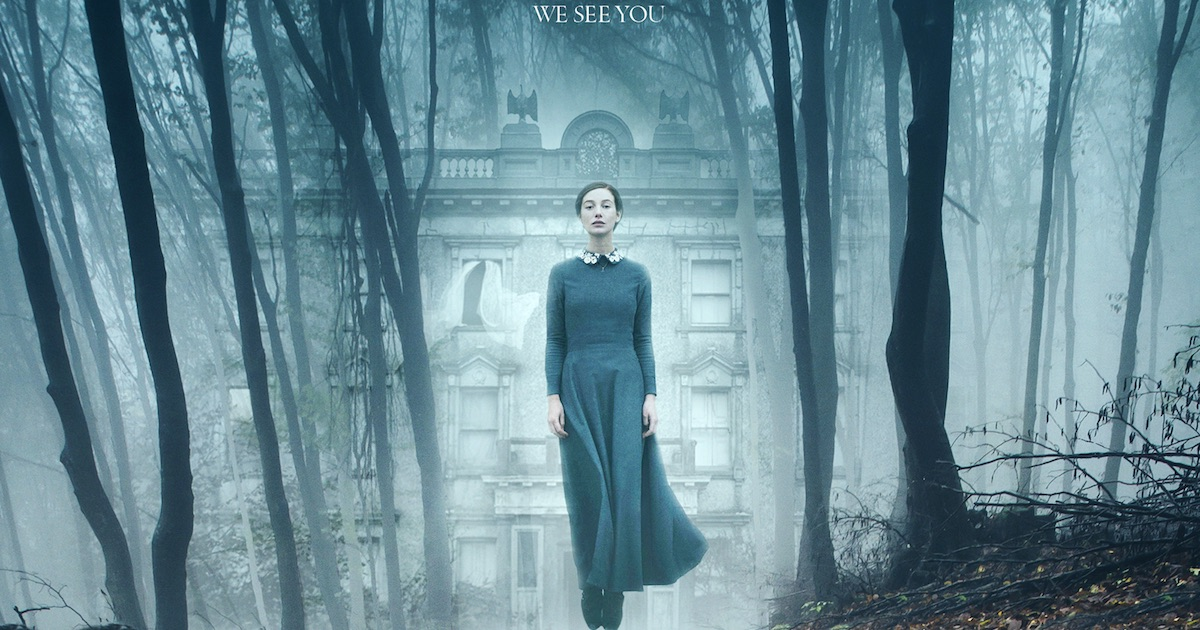 The Lodgers: Old School Gothic Horror Done Well