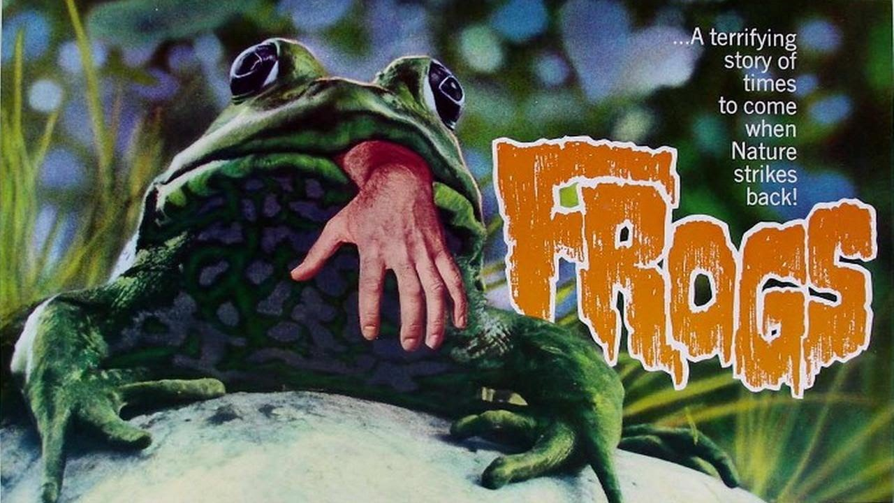 Unleash the Savage Instincts: The Melting Toupee of Ray Milland: David Del Valle Talks Frogs (1972)
