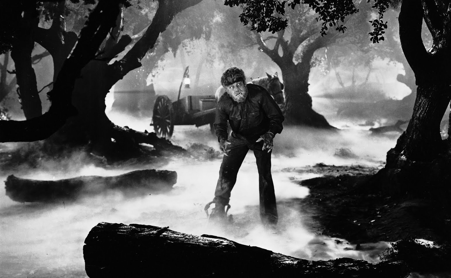 Making A Monster: The Wolf Man (1941)