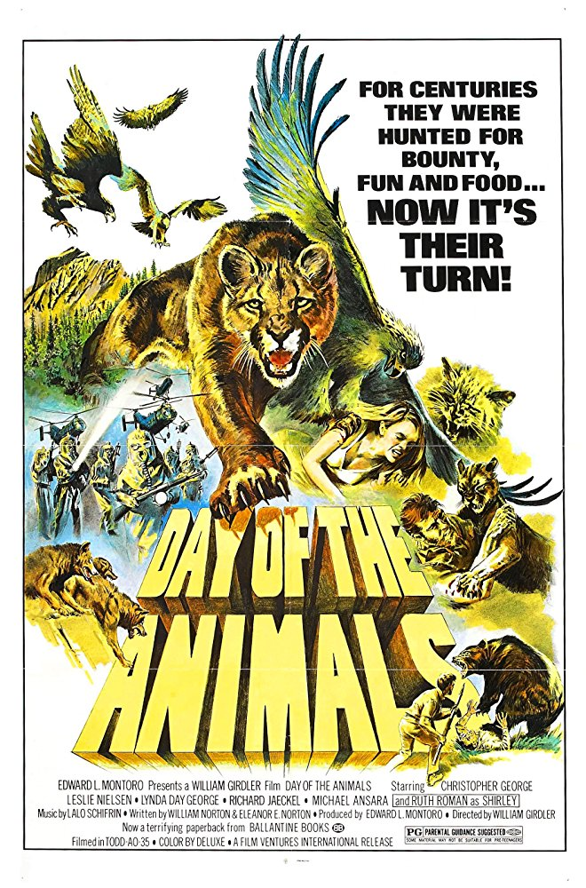 Feeling the Fury of Mother Nature: Andrew Stevens Remembers Day of the Animals (1977)