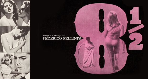 Episode 4: Fellini's 8½ (1963)