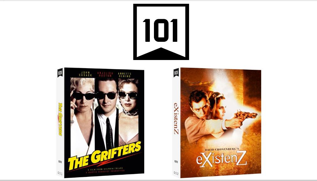 Win 'The Grifters' and 'eXistenZ' on Blu-ray