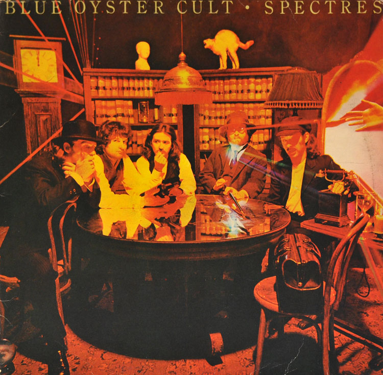 Rock & Roll Beltane: The Summer of Love & Death in Blue Oyster Cult's 'Spectres'
