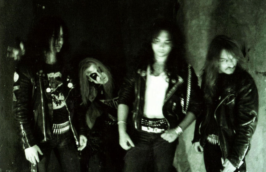 The Mayhem Chronicles Volume One: (1984-1988) Early Days, Deathcrush, and a Declaration of War