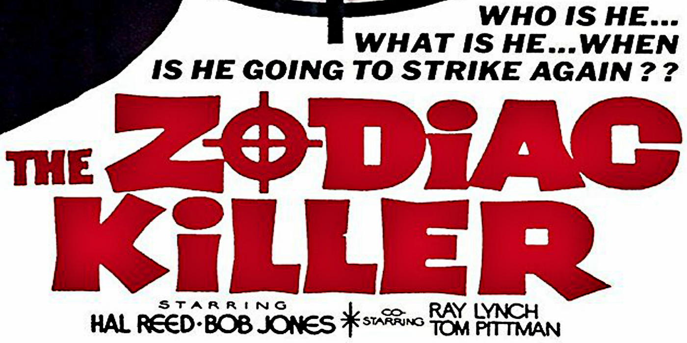 The Zodiac Killer 1971 Movie