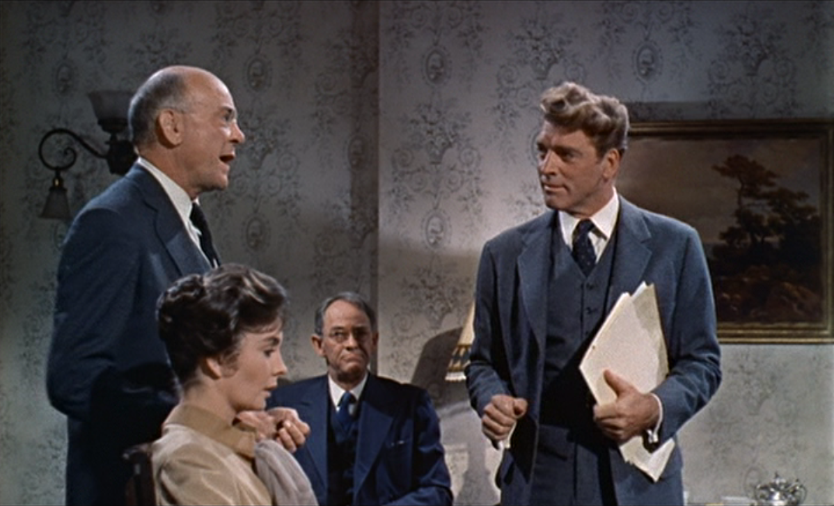 Secretly Scary: 'Elmer Gantry' (1960)