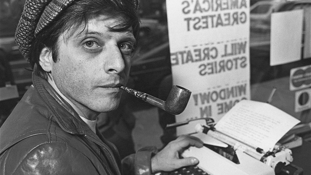 Harlan Ellison Was Watching: A Tribute by Brad Gullickson