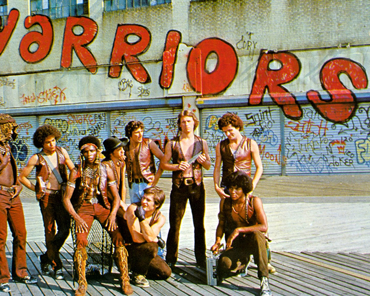 Escape Through New York: Coming Out to Play With The Warriors