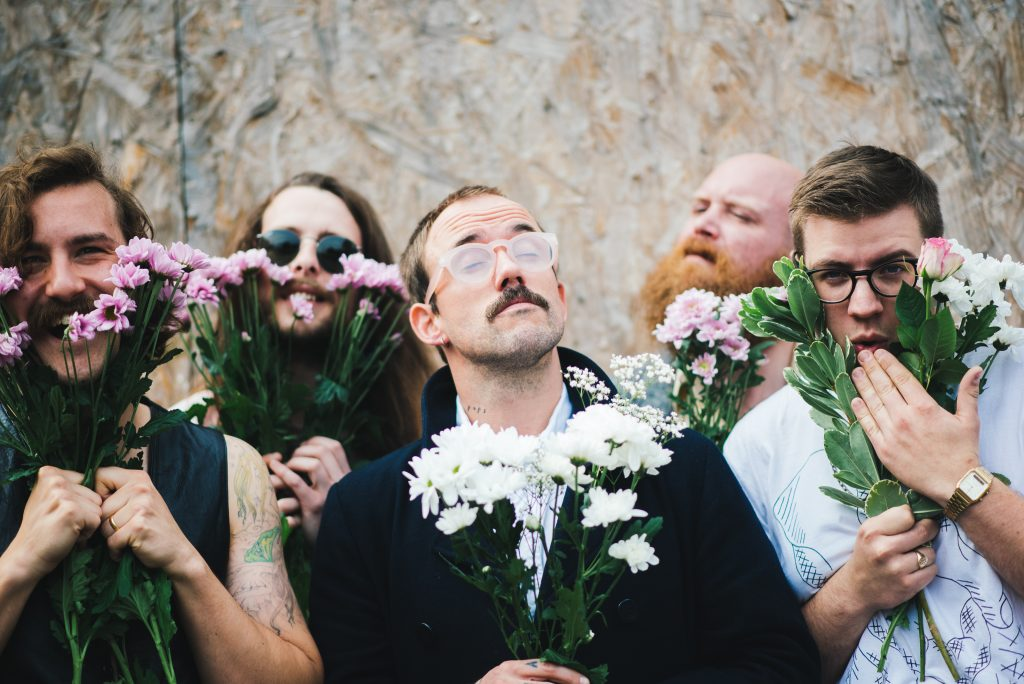Howling Joyful Treason Through a Season in Hell: Interview with Joseph Talbot of IDLES
