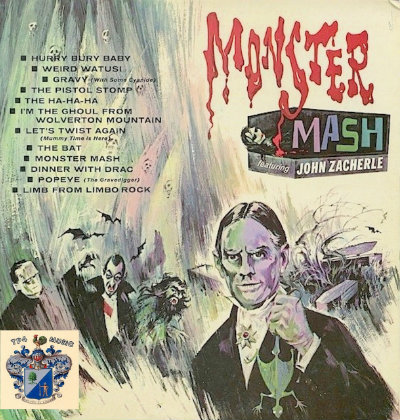 John Zacherle - Monster Mash