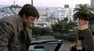 Jean Sorel and Elsa Martinelli in Lucio Fulci's One on Top of the Other.